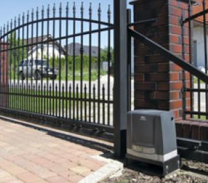manutenzione cancello