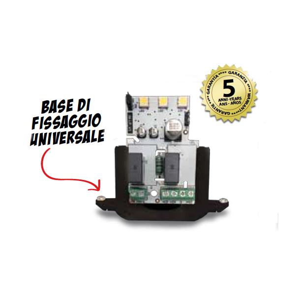 Scheda Universale Per Lampeggiante Matic Automazioni